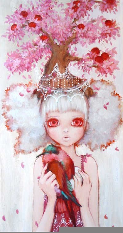 Apple Tree Queen